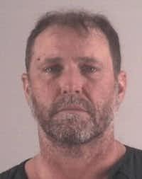 Grady Spears(n/a/Tarrant County Jail)