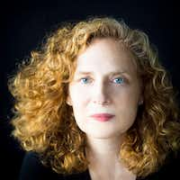 The DSO has named Julia Wolfe as its composer-in-residence for the 2018-19 and 2019-20 seasons.  (Peter Serling/Dallas Symphony)