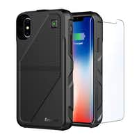 The EasyAcc Battery Case with wireless charging for iPhone X.(EasyAcc)