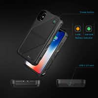 The EasyAcc Battery Case with Wireless Charging for iPhone X(EasyAcc)