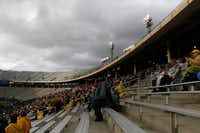 The Zaxby's Heart of Dallas Bowl featured the Southern Miss Golden Eagles and the Washington Huskies the day after Christmasin 2015 at the Cotton Bowl in Fair Park in Dallas.(File Photo/Staff)