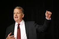 """<p><span style=""""font-size: 1em; background-color: transparent;"""">American Airlines CEO Doug Parker, seen here in a 2016 file photo, said Wednesday that the divisiveness of today's political environment is the """"antithesis of what we do and what our team does for a living.""""</span></p>(Vernon Bryant/Staff Photographer)"""