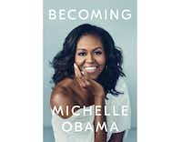 <i>Becoming</i>, by Michelle Obama.(Crown Publishing Group)