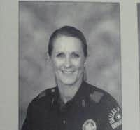 """<p><span style=""""font-size: 1em; background-color: transparent;"""">Amy Wilburn lost her job with the Dallas Police Department in 2013 after she shot Kelvion Walker, who was 19 at the time.</span></p>(Yearbook photo)"""