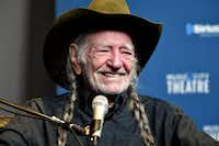 Willie Nelson, seen her on April 4, 2017, in Nashville, Tenn., will headline a concert for Rep. Beto O'Rourke in Austin on Sept. 29.(Jason Davis/Getty Images for SiriusXM)