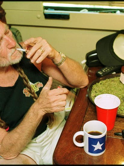 f7b666a83c Before Willie Nelson and Beto O'Rourke's joint concert, put these 7 facts  in your pipe and smoke 'em
