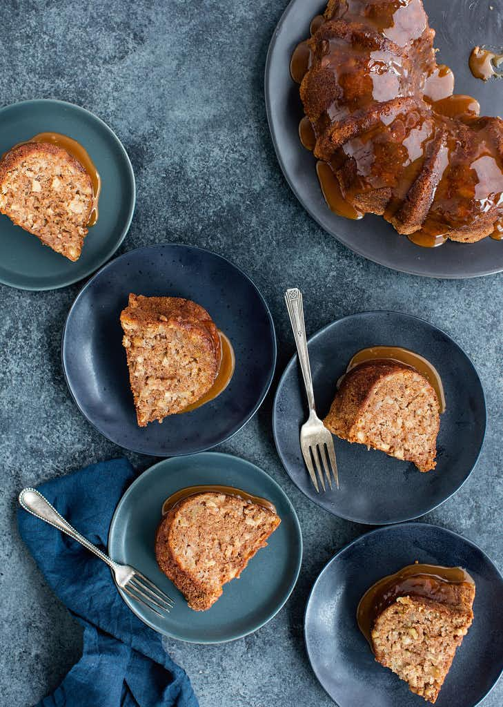 Baking legend Rose Levy Beranbaum shares a perfect fall cake recipe from her latest cookbook