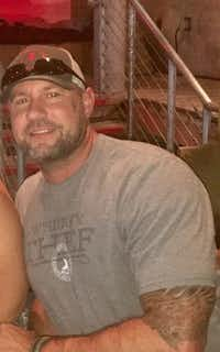 Fort Worth police officer Garrett Hull was a 17-year veteran of the force. He died Friday night after trying to stop a robbery.