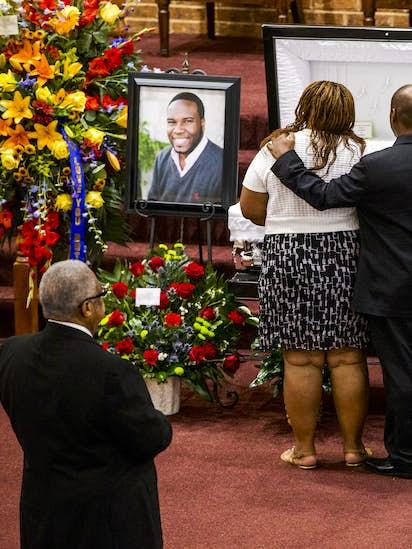 1cb6ea41b Timeline  How the case has unfolded since Dallas officer Amber Guyger killed  Botham Jean