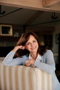 Sally Field  at home in Pacific Palisades, Calif., Aug. 29, 2018. (Brinson + Banks/NYT)