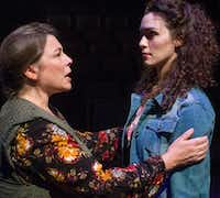 A must-see 'Once' at Theatre Three has a unique mother-daughter act