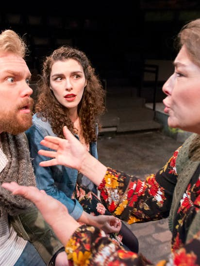 A must-see 'Once' at Theatre Three has a unique mother