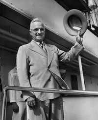 President Harry S. Truman, 33rd president of the United States, served from 1945 to 1953. (The New York Times)
