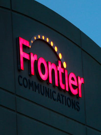Frontier Communications agreed to pay West Virginia $160 million