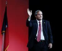 Texas Attorney General Ken Paxton(Vernon Bryant/Staff Photographer)