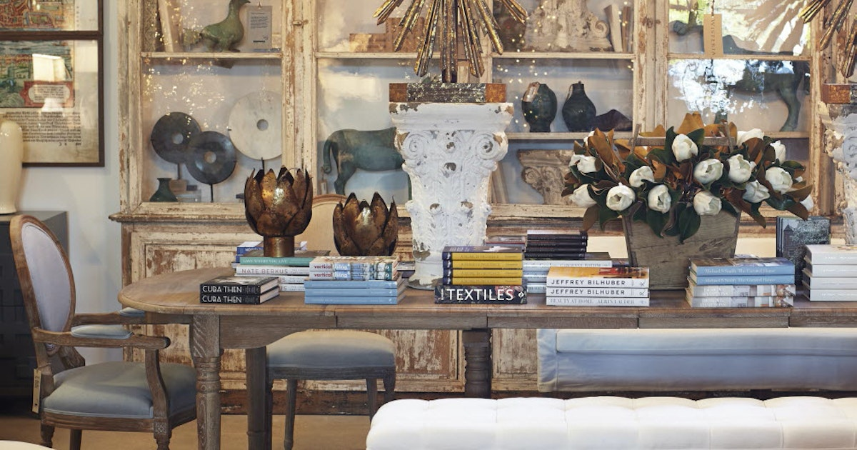 Founders Sell Wisteria The Dallas Grown Home Furnishings Retailer