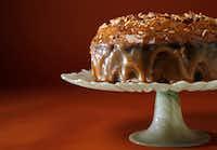 Apple Dapple Cake(Vernon Bryant/Staff Photographer)
