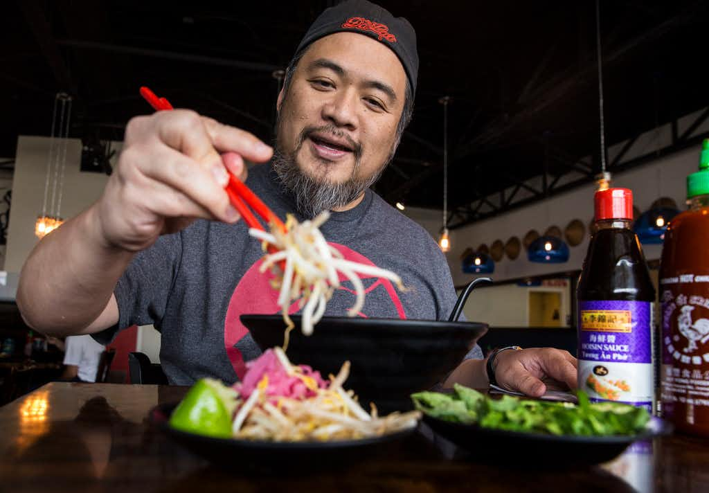 Owner of Dallas Vietnamese restaurant shares his secret to easy beef pho at home