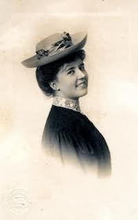 Rose Wilder Lane at 19.(Herbert Hoover Presidential Library/Picador)