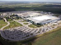 Samsung's massive chipmaking plant in Austin.(Samsung)