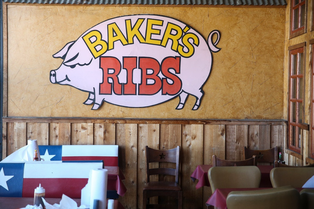Bakeru0027s Ribs Is Closing For A Bank In Deep Ellum, As U0027wildcattersu0027 Of Old  Make Way For Boomtown