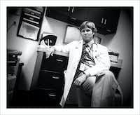 9/22/16 — Dr. Scott Paulson. My oncologist.(Guy Reynolds/Staff Photographer)