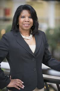 Cheryl Alston is executive director of the Employees' Retirement Fund.(Robert W. Hart/Special Contributor)