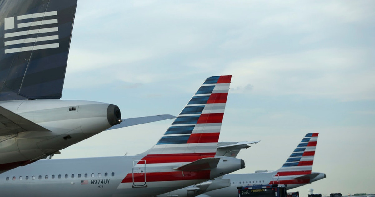 American Airlines hits another merger milestone with flight