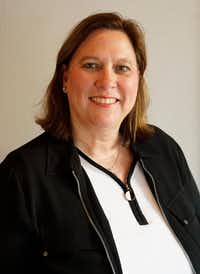 Texas House District 115 candidate Julie Johnson(Lawrence Jenkins/Special Contributor)