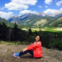 A photo of Lin Wang from her Facebook profile. Wang had just graduated from UT Dallas in August with a master's degree in accounting when she was killed Friday in her apartment at Churchill on the Park apartments.(Facebook)