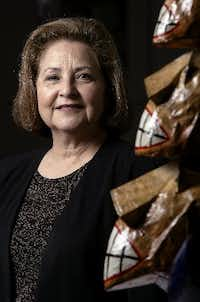 Alda Godines was the first director of the Latino Cultural Center.(Roberto M. Sanchez/Special Contributor)