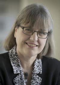Physics Nobel Prize winner Donna Strickland of Canada(AFP/Getty Images)
