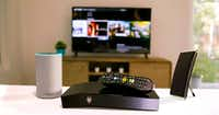 The TiVo Bolt OTA can be voice-controlled through Amazon's Echo devices.(TiVo)