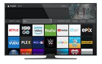 The Bolt OTA has 20 built-in apps for streaming video and music.(TiVo)