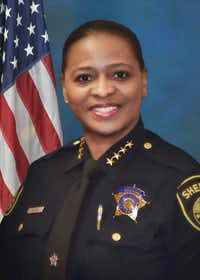 Dallas County Sheriff Marian Brown(Sheriff Marian Brown/ )