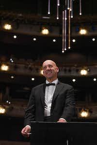 Dallas Opera music director Emmanuel Villaume (Photo by Karen Almond)