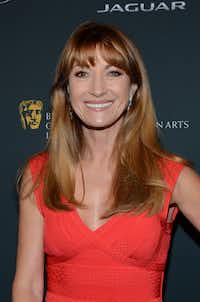 Jane Seymour arrives at the BAFTA Los Angeles Film Award Season Tea on Saturday, Jan. 11, 2014, at The Four Season Los Angeles at Beverly Hills. (Photo by Tonya Wise/Invision/AP) 02152014xARTSLIFE(Tonya Wise/Tonya Wise/Invision/AP)