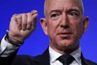Amazon's Jeff Bezos(Alex Wong/Getty Images)