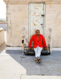 Casey Gerald, author of <i>There Will Be No Miracles Here,</i> photographed in Los Angeles.(Special Contributor/Patrick T. Fallon)