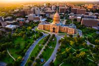 Austin is home to the Texas State Capitol building and one of the largest universities in Texas.(Getty Images)