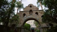 The Mission Inn Resort attracts thousands of visitors to Riverside each year.