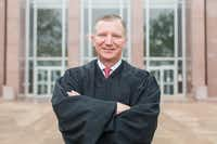 Justice Jeff Brown of the Texas Supreme Court, Place 6(Lauren Garrison)