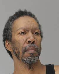 Trevor Kennedy(Dallas County Jail)