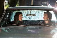 Mandy Moore and Milo Ventimiglia in <i>This is Us</i>.(Ron Batzdorff/NBC)