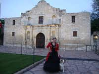 You can take ghost tours led by companies such as Sisters Grimm year-round in San Antonio.(Robin Soslow/Special Contributor)