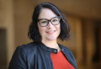Tamara Wootton Forsyth, deputy director of the Dallas Museum of Art.(Gregory Castillo)