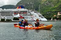 Don't get overwhelmed with the choices of activities and shore excursions. Pick a few and allow time to relax.(Katherine Rodeghier)