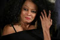Popular music icon Diana Ross listens to President Barack Obama before being awarded the Presidential Medal of Freedom during a ceremony in the East Room of the White House November 22, 2016 in Washington, DC. Obama presented the medal to 19 living and two posthumous pioneers in science, sports, public service, human rights, politics and the arts.(Chip Somodevilla/Getty Images)