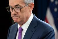 Federal Reserve Board Chairman Jerome Powell (SAUL LOEB/AFP/Getty Images)