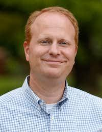 Democrat John Turner is running for Texas House District 114 against Republican Lisa Luby Ryan.(Tom Fox/Staff Photographer)